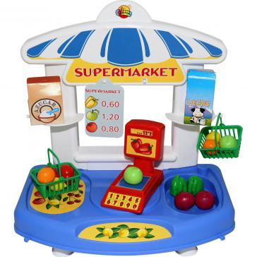 Набор-мини настольный Супермаркет Алеся 53411