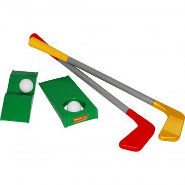 Набор игровой Гольф (6 элементов)  52704