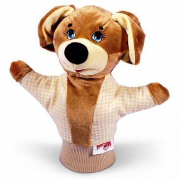 Кукла-рукавичка Собачка 123