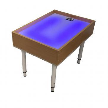 Стол для рисования песком Волшебная радуга без крышки