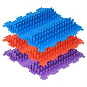 Модульный массажный коврик ОРТОДОН  Волна (жесткий)