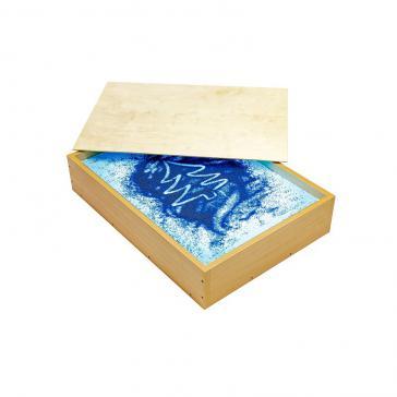 Модуль для рисования песком Волшебная радуга с-200