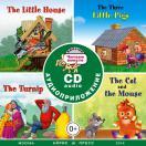 Сборник сказок на английском Уровень 1 (зеленый). CD (в коробке)