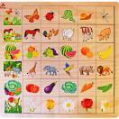 Развивающая игра Ассоциации Природа IG0151