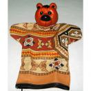 Кукла-перчатка Медведь СИ-92