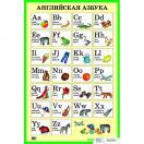 Английская азбука. The ABC