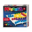 Мозаика 60 шт 15 мм 6цветов 00963