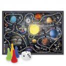 Настольная игра - ходилка Солнечная система 59x42 см