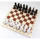 Шахматы пластмассовые (поле 29х29 см) 03878
