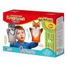 Кукольный театр Битый небитого везет (4 куклы-перчатки) 03644