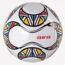 Мяч футбольный №5 PVC 250 гр. shine 2слоя Т38539