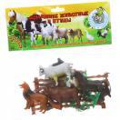 Набор животных Домашние животные и птицы ВВ1630