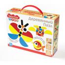 Пазл деревянный 29эл. Baby Toys 04054