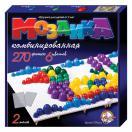 Мозаика 270 дет/d10/d15/d20 мм.  02002