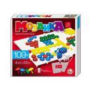 Мозаика d20/100 эл. 4 цвета 2 поля 00979