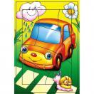 Развивающие рамки. Маленький автомобильчик (Машинка) 1199
