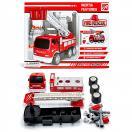Развивающий конструктор Пожарная машина №2 UIFT-476619