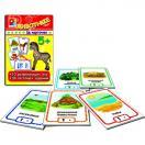 Игры с карточками. Животные С-911
