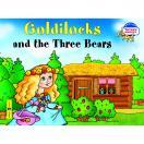 Златовласка и три медведя. Goldilocks and the Three Bears 2 ур